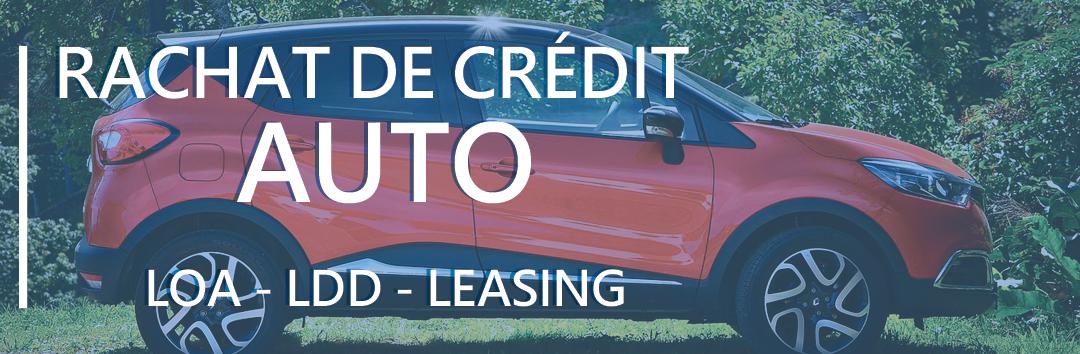 Simulation de rachat de crédit auto